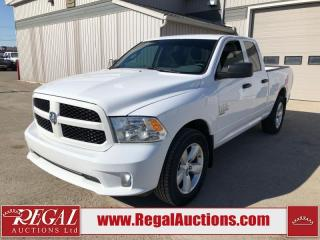 Used 2020 RAM 1500 Classic EXPRESS QUAD CAB SWB 4WD 3.6L for sale in Calgary, AB