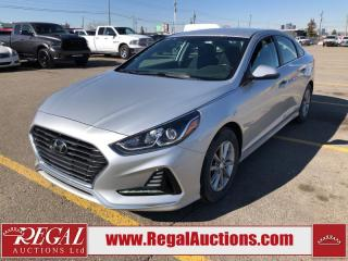 Used 2018 Hyundai Sonata GL 4D Sedan 2.4L for sale in Calgary, AB