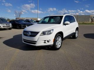 Used 2010 Volkswagen Tiguan Highline  I $0 DOWN - EVERYONE APPROVED! for sale in Calgary, AB