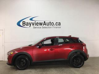 Used 2019 Mazda CX-3 GX - 6SPD! ALLOYS! PWR GROUP! for sale in Belleville, ON