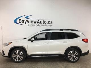 Used 2019 Subaru ASCENT Limited - 7PASS! PANOROOF! HTD LEATHER! NAV! LOADED! for sale in Belleville, ON