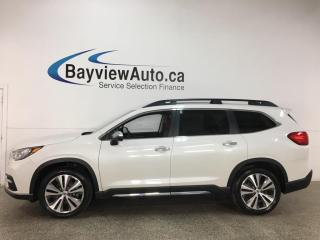 Used 2019 Subaru ASCENT Premier - 7PASS! NAV! PANOROOF! HTD/COOLED LEATHER! LOADED! for sale in Belleville, ON
