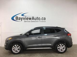 Used 2021 Hyundai Tucson Preferred w/Sun & Leather Package - AWD! LEATHER! SUNROOF! for sale in Belleville, ON