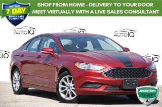 Used 2017 Ford Fusion SE   AUTO   AC   BLUETOOTH   HEATED SEATS   for sale in Kitchener, ON