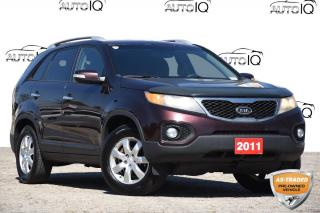 Used 2011 Kia Sorento EX 3.5L V6 | VOICE ACTIVATION | HEATED SEATS for sale in Kitchener, ON