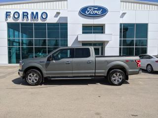 Used 2019 Ford F-150 XLT for sale in Swan River, MB