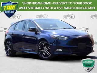 Used 2016 Ford Focus ST 6-SPEED MANUAL | FWD ECOBOOST 2.0L | POWER WINDOWS | REMOTE KEYLESS ENTRY for sale in Waterloo, ON