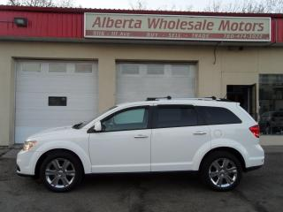 Used 2012 Dodge Journey R/T for sale in Edmonton, AB