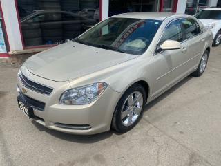 Used 2010 Chevrolet Malibu LT for sale in Hamilton, ON