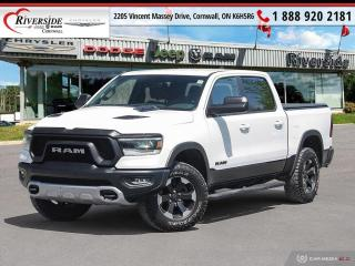 Used 2019 RAM 1500 Rebel for sale in Cornwall, ON