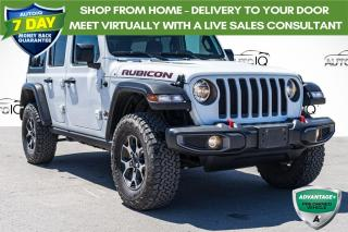 Used 2018 Jeep Wrangler Unlimited Rubicon HEATED SEATS AND WHEEL | ALPINE SOUND for sale in Innisfil, ON