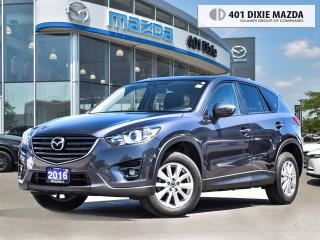 Used 2016 Mazda CX-5 GS ONE OWNER| NO ACCIDENTS| FINANCE AVAILABLE for sale in Mississauga, ON