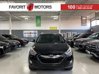 Used 2014 Hyundai Tucson Limited AWD|NAV|DUALSUNROOF|ALLOYS|LEATHER|BKPCAM| for sale in North York, ON