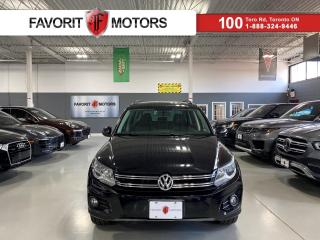 Used 2012 Volkswagen Tiguan 2.0 TSI 4MOTION|PANROOF|LEATHER|HEATEDSEATS|ALLOYS for sale in North York, ON