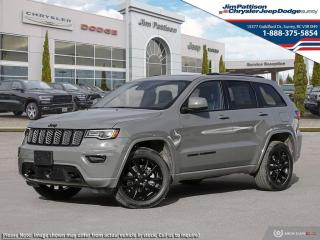New 2021 Jeep Grand Cherokee Altitude for sale in Surrey, BC