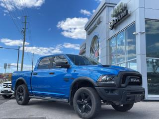 Used 2020 RAM 1500 Warlock  - ONE OWNER /NO ACCIDENT /Low KM !!! for sale in Richmond Hill, ON