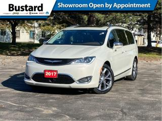 Used 2017 Chrysler Pacifica 4dr Wgn Limited | Pano | Dvd | Safety Tech for sale in Waterloo, ON