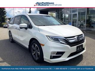 Used 2018 Honda Odyssey EX-L for sale in North Vancouver, BC
