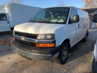 Used 2009 Chevrolet Express AS IS! AS TRADED! for sale in Aylmer, ON