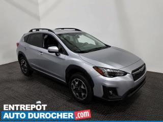Used 2019 Subaru XV Crosstrek Sport  - AWD - Apple/Android - Climatiseur for sale in Laval, QC