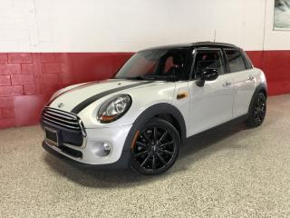 Used 2015 MINI Cooper 5 DOOR PANO-ROOF COMFORT ACCESS SPORT SEATS BLUETOOTH for sale in North York, ON