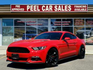 Used 2016 Ford Mustang FASTBACK ECOBOOST PREMIUM|PRICEMATCHPOLICY|PRECERTIFIED| for sale in Mississauga, ON