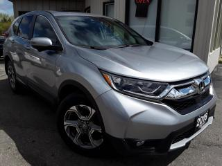 Used 2018 Honda CR-V EX AWD - BACK-UP/BLIND-SPOT CAM! SUNROOF! HONDA SENSING! for sale in Kitchener, ON