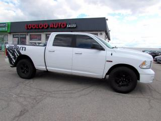 Used 2015 RAM 1500 SLT Crew Cab Eco Diesel 4WD Camera Bluetooth Certified for sale in Milton, ON