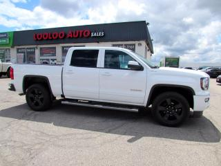 Used 2017 GMC Sierra 1500 SLE Elevation Pkg Crew Cab 4WD 5.3L Camera On Star Nav Certified for sale in Milton, ON