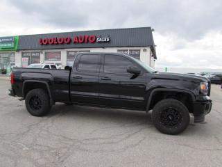 Used 2014 GMC Sierra 1500 SLE Ext Cab 4WD 5.3L V8 Camera Bluetooth Certified for sale in Milton, ON