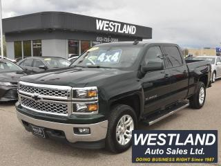 Used 2015 Chevrolet Silverado 1500 LT for sale in Pembroke, ON