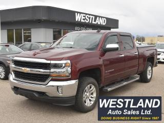 Used 2017 Chevrolet Silverado 1500 LT for sale in Pembroke, ON
