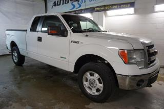 Used 2014 Ford F-150 XLT 4X4 CERTIFIED 2YR WARRANTY BLUETOOTH ALLOYS HARD BED COVER for sale in Milton, ON