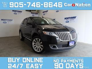 Used 2014 Lincoln MKX LIMITED EDITION |AWD |LEATHER |ROOF |NAV |20