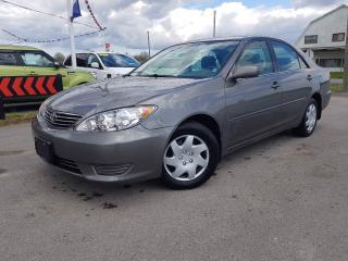 Used 2006 Toyota Camry LE V6 for sale in Dunnville, ON