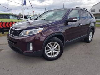 Used 2014 Kia Sorento LX V6 AWD No Accidents! AWD! V-6! for sale in Dunnville, ON