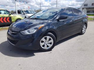 Used 2016 Hyundai Elantra Limited No Accidents! Sport Shift! for sale in Dunnville, ON