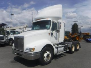 Used 2006 International 9200i Diesel Highway Tractor Day Cab with Air Brakes for sale in Burnaby, BC