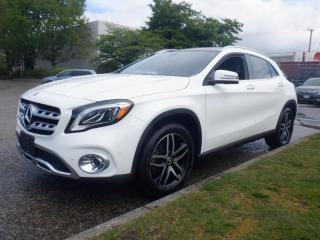 Used 2020 Mercedes-Benz GLA GLA250 4MATIC for sale in Burnaby, BC