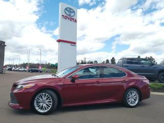 Used 2018 Toyota Camry HYBRID XLE for sale in Moncton, NB