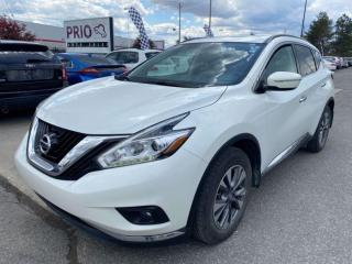 Used 2015 Nissan Murano SV AWD for sale in Ottawa, ON