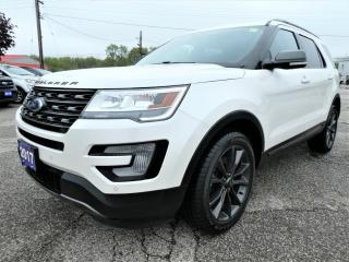 Used 2017 Ford Explorer XLT | Navigation | Panoramic Roof | Remote Start for sale in Essex, ON