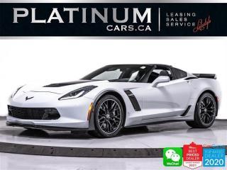 Used 2018 Chevrolet Corvette Z06w/3LZ, Z07 PKG, CARBON PKG, COMP SEATS, NAV,CAM for sale in Toronto, ON
