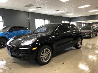 Used 2017 Porsche Macan S*ONE OWNER*NO ACCIDENTS*CERTIFIED* for sale in North York, ON