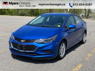 Used 2018 Chevrolet Cruze LT  - Bluetooth -  Heated Seats for sale in Orleans, ON