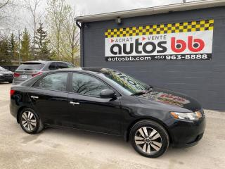 Used 2013 Kia Forte for sale in Laval, QC