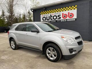 Used 2012 Chevrolet Equinox for sale in Laval, QC