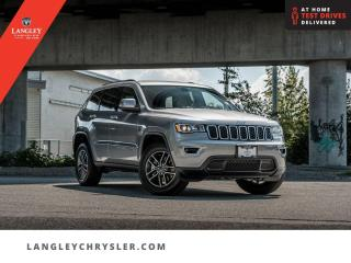 Used 2021 Jeep Grand Cherokee Laredo  Navi/ Backup/Blind Spot/ Single Owner/ No Accidents for sale in Surrey, BC