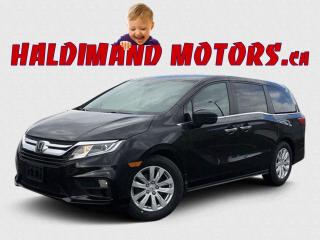 Used 2018 Honda Odyssey LX for sale in Cayuga, ON