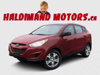 Used 2013 Hyundai TUCSON GL 2WD for sale in Cayuga, ON